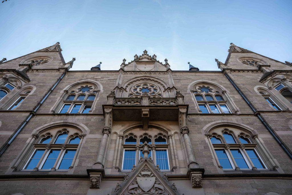 Architecture : Hotel des Postes - Strasbourg