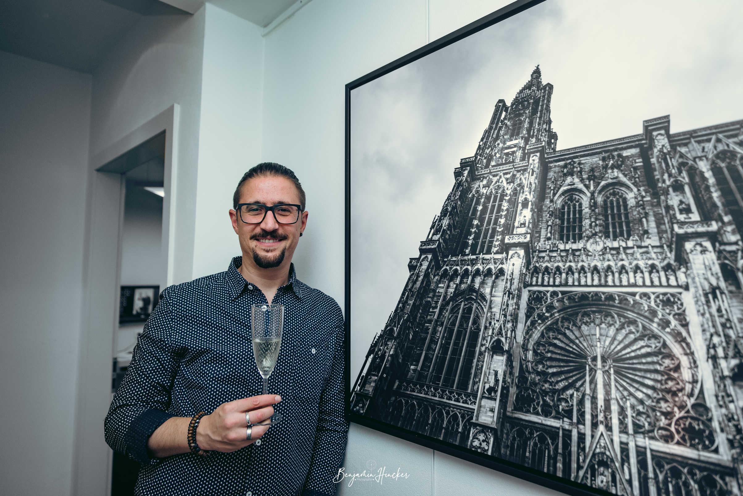 Photographe Professionnel Strasbourg & France : Portraits / Corporate / Evénements